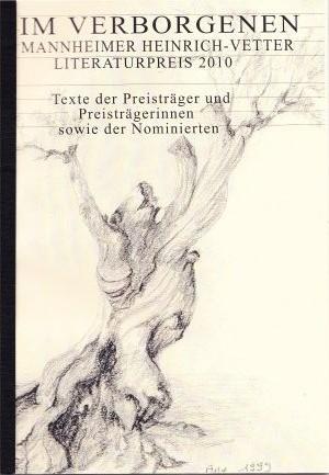 Nominierung zum Heinrich-Vetter-Literaturpreis