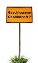 """Anthologie """"Geschlossene Gesellschaft?"""" veröffentlicht"""