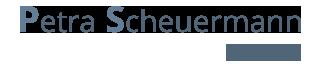 Petra Scheuermann – Autorin Logo