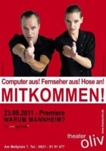 Warum Mannheim