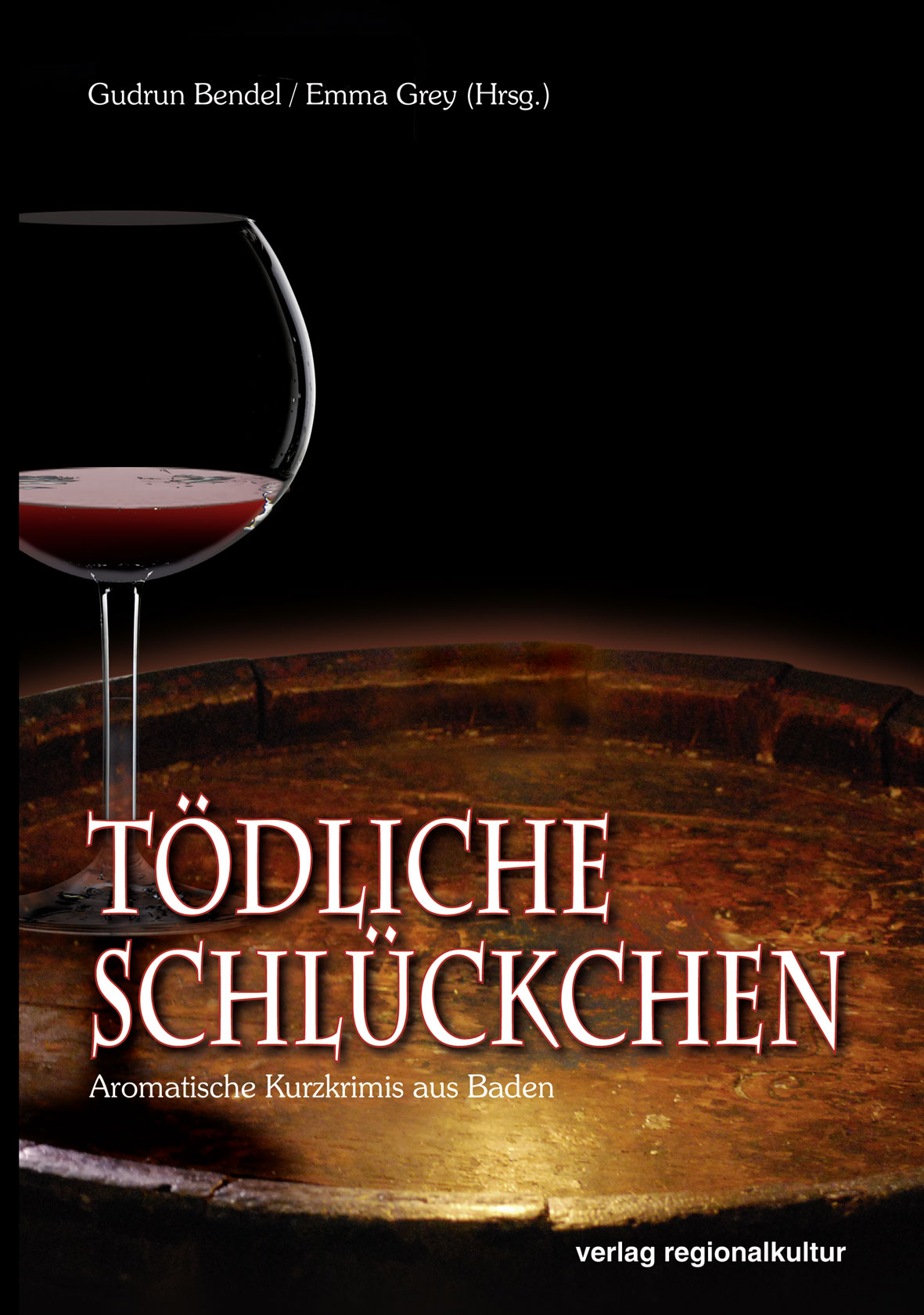 """Anthologie """"Tödliche Schlückchen"""""""